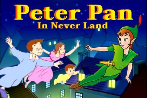 ปีเตอร์แพนในดินแดนเนเวอร์แลนด์